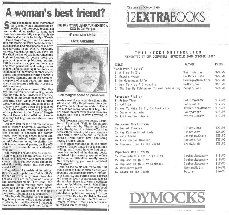 A Woman's Best Friend?